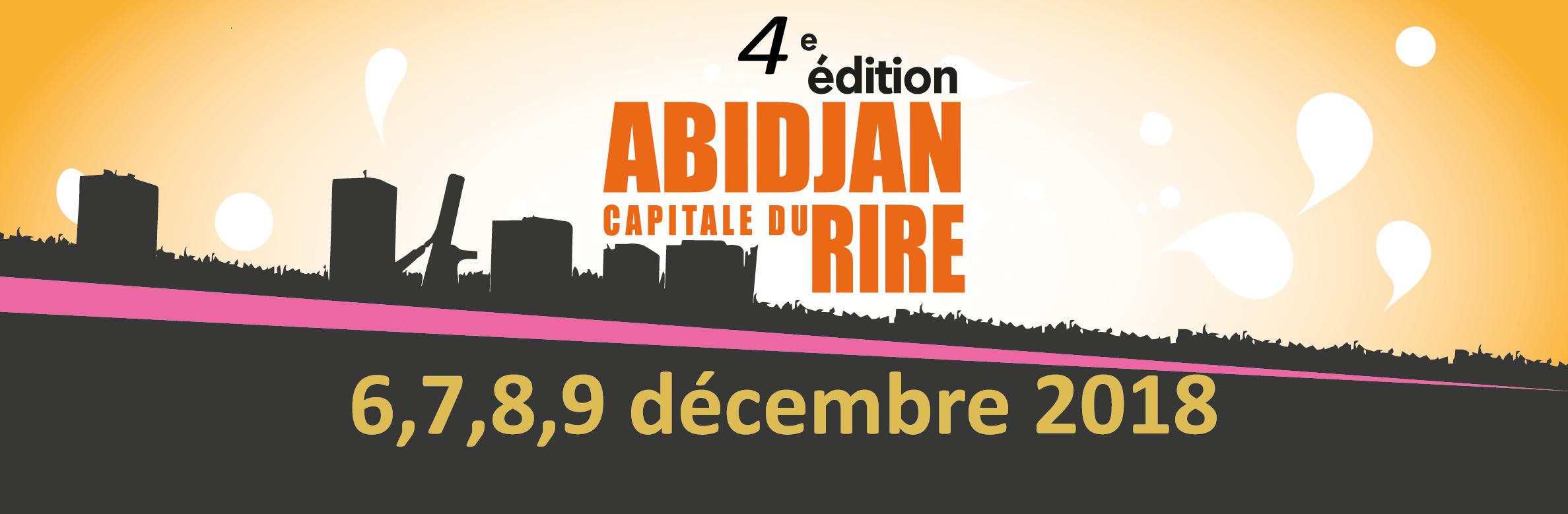 """Résultat de recherche d'images pour """"4ème édition de la Capitale du rire à Abidjan"""""""
